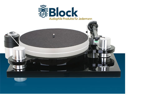 Plattenspieler-PS-100 Audioblock