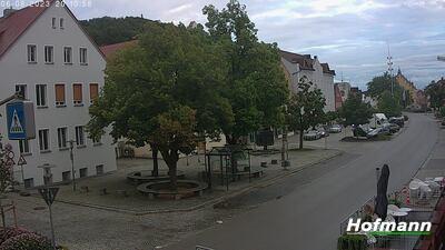 Webcambild Stadtplatz Bogen